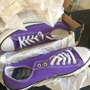 Converse Chuck Taylor All Star Unisex LowTop Shoes